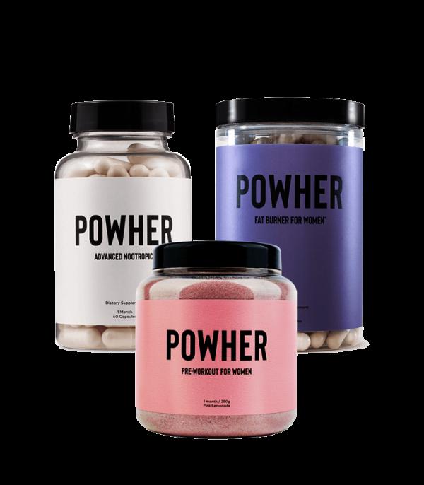 Buy Powher Pills Online, Order Instant Knockout Fat Burners