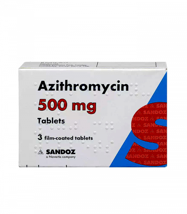 Buy Azithromycin Online, Order Cheap Azithromycin 500mg