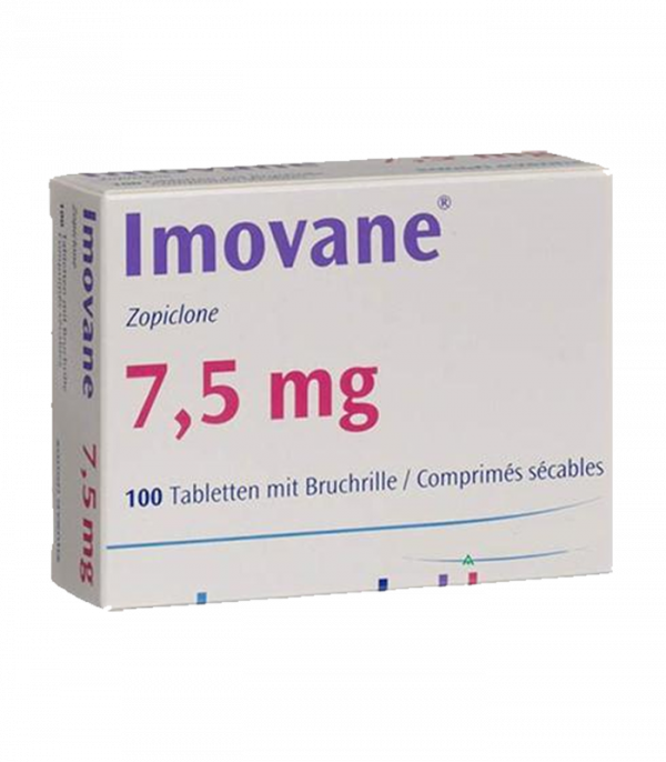 Buy Imovane Canada, Order Cheap Zopiclone 7.5 mg Online