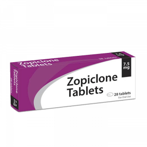Buy Zopiclone Tablets Online, Order Cheap Zopiclone 7.5 mg.
